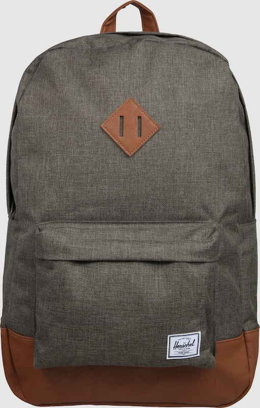 Herschel Rucksack mit Laptopfach, 'Heritage Backpack, Canteen Crosshatch'