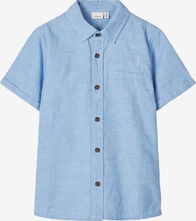 NAME IT Hemd in rauchblau, Produktansicht
