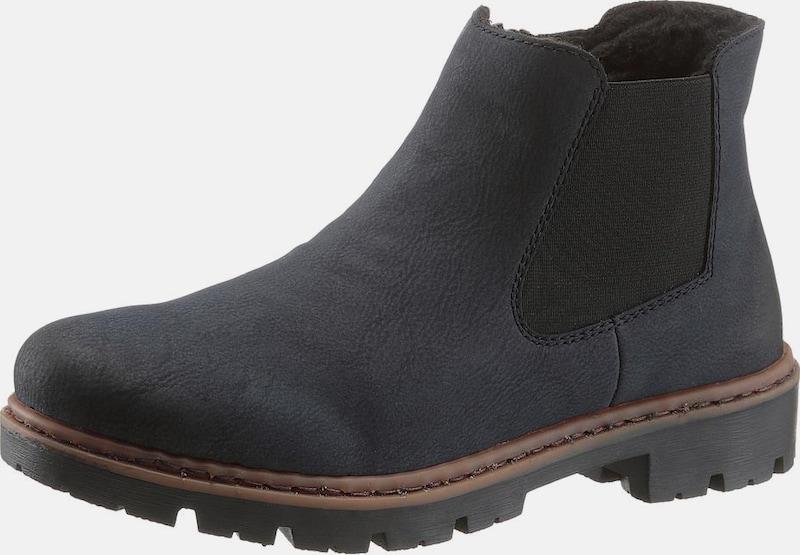 Haltbare Mode billige Schuhe RIEKER | Winterboots Schuhe Gut getragene Schuhe