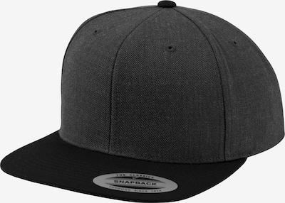 Flexfit Cap in Dark grey / Black, Item view