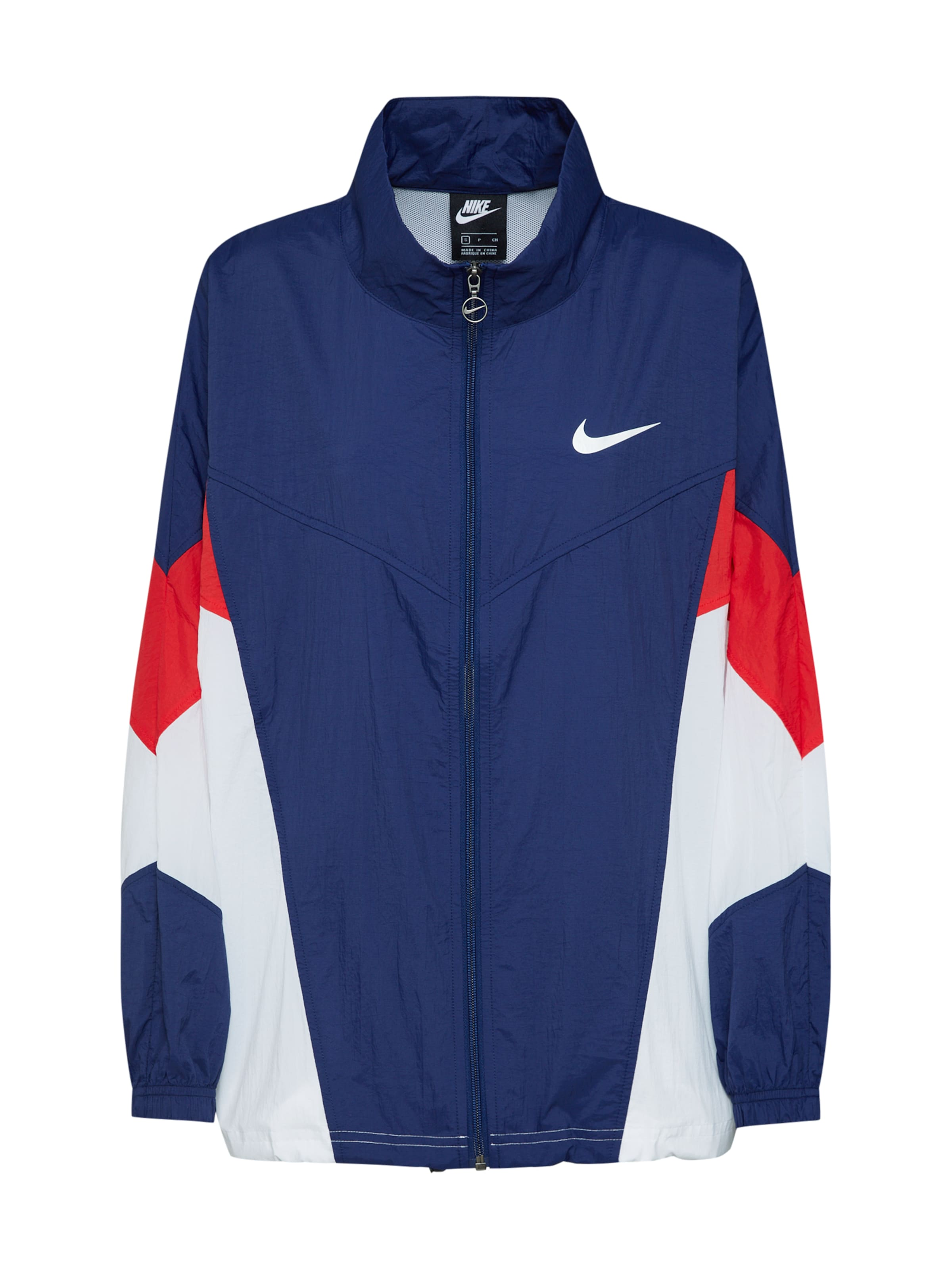 Jacke BlauHellrot Nike Weiß In Sportswear D2HWE9bYeI