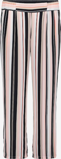Betty Barclay Hose in dunkelblau / rosa / weiß, Produktansicht