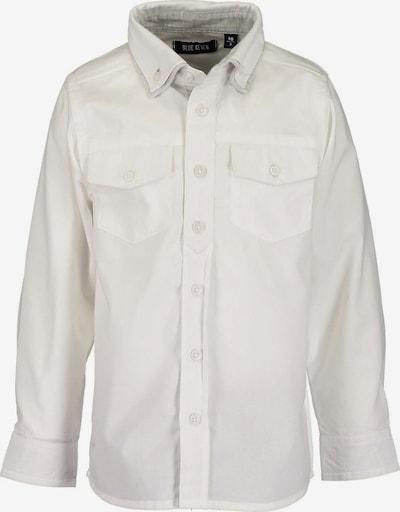 BLUE SEVEN Langarmhemd in weiß, Produktansicht