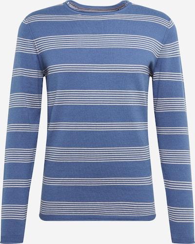 JACK & JONES Pullover 'Justin' in blau, Produktansicht