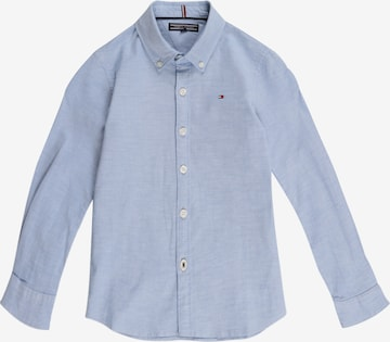 TOMMY HILFIGER Triiksärk, värv sinine