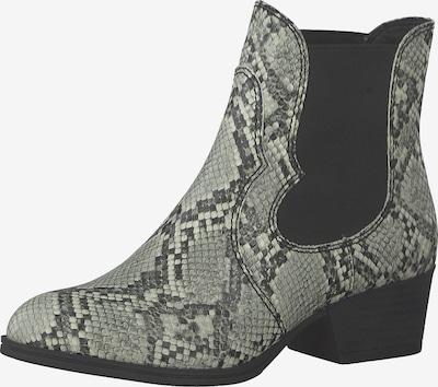 TAMARIS Chelsea Boot in grau / basaltgrau, Produktansicht