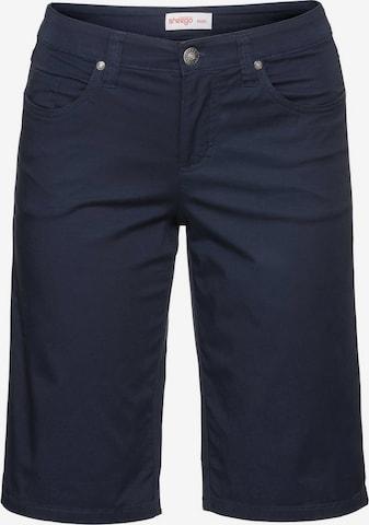SHEEGO Παντελόνι σε μπλε