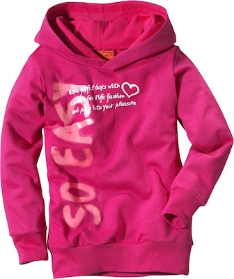 COLORS FOR LIFE Sweatshirt 'SO EASY'