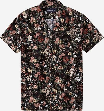 Abercrombie & Fitch Hemd 'SS RAYON' in schwarz, Produktansicht