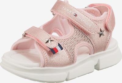 TOMMY HILFIGER Sandale in rosa, Produktansicht