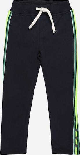 NAME IT Spodnie w kolorze niebieska noc / kiwi / trawa zielonam, Podgląd produktu