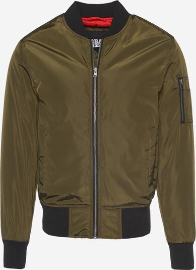 Urban Classics Přechodná bunda - olivová, Produkt