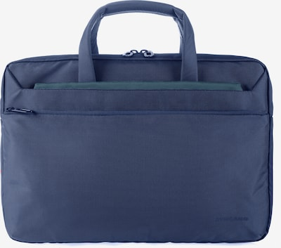 TUCANO Aktentasche 'Laptop business slim bag13inch' in blau, Produktansicht