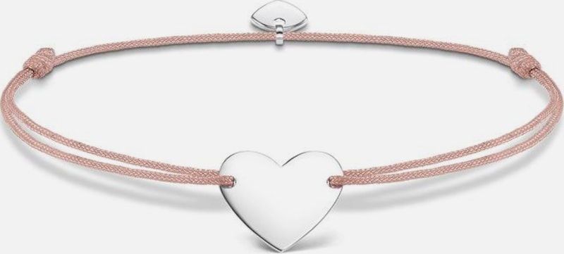 Thomas Sabo THOMAS SABO Armband 'Little Secret Herz, LS026-173-19-L20v'
