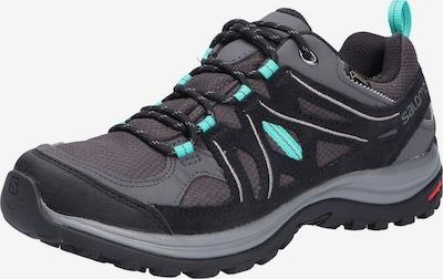 SALOMON Lage schoen in de kleur Aqua / Donkergrijs / Zwart, Productweergave