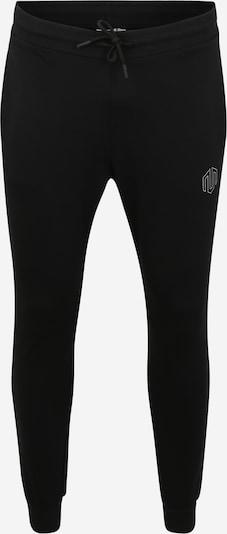 Pantaloni sport MOROTAI pe negru, Vizualizare produs