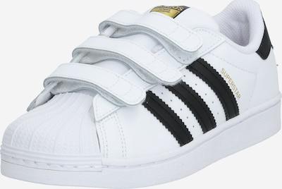 ADIDAS ORIGINALS Sneaker 'Superstar' in schwarz / weiß, Produktansicht
