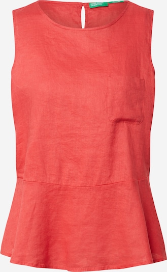 UNITED COLORS OF BENETTON Bluse in rot, Produktansicht