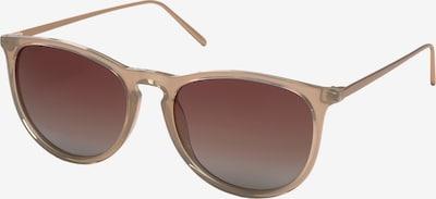 Pilgrim Solglasögon 'Vanille' i beige, Produktvy