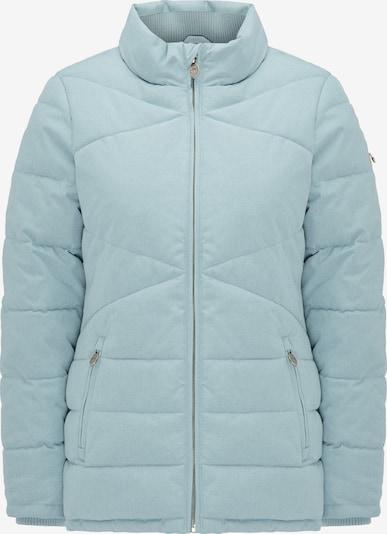MYMO Winterjas in de kleur Lichtblauw, Productweergave