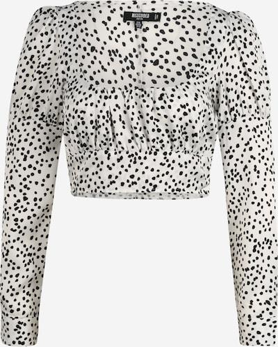 Missguided (Petite) Bluza u crna / bijela, Pregled proizvoda