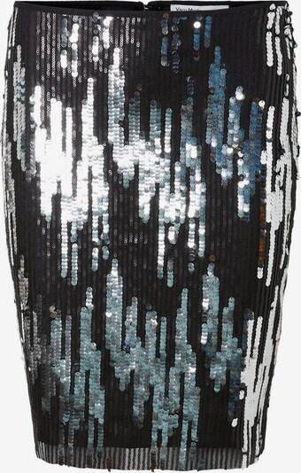 Vero Moda Copenhagen STUDIO Rock 'MIRA' in schwarz / silber, Produktansicht