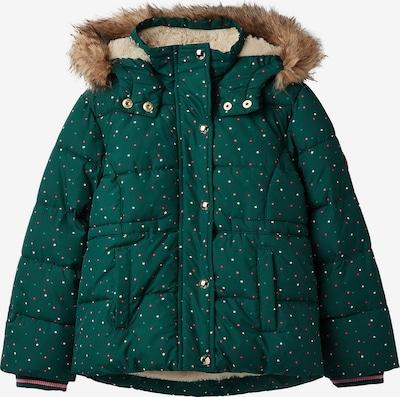 Tom Joule Winterjacke 'Stella' in dunkelgrün / mischfarben, Produktansicht