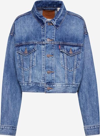 LEVI'S Prechodná bunda - modrá, Produkt