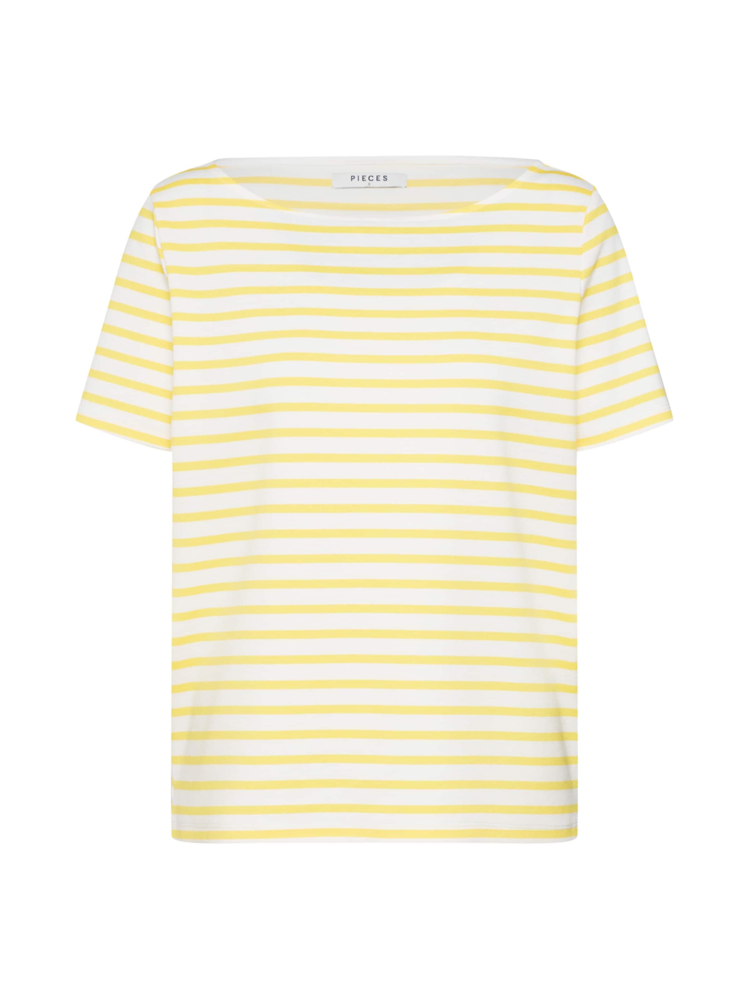 GelbWeiß GelbWeiß Shirts Shirts 'ingrid' Pieces In 'ingrid' 'ingrid' In In Pieces Shirts Pieces 4jqcAR53L