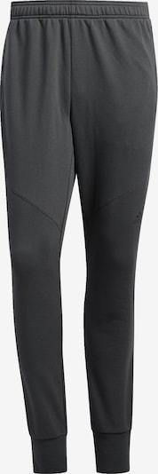 ADIDAS PERFORMANCE Sportbroek in de kleur Donkergrijs: Vooraanzicht