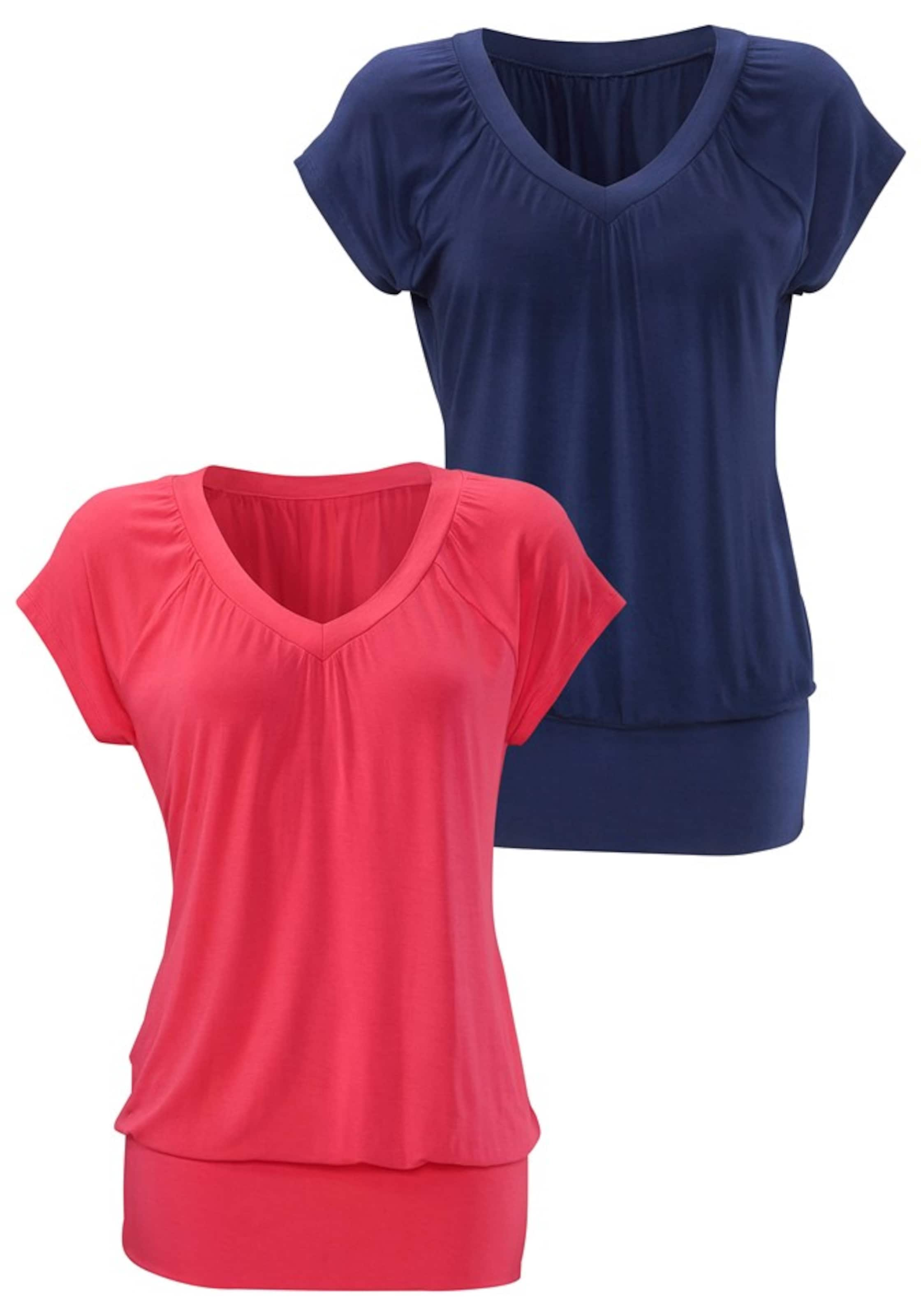 Lascana In MarineCranberry Lascana In Shirt Shirt Lascana MarineCranberry c3qSAL5j4R