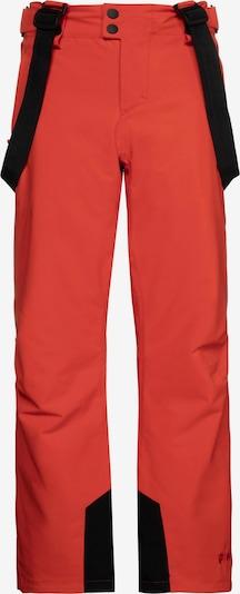 PROTEST Snowboardhose 'Bork' in orange / schwarz, Produktansicht