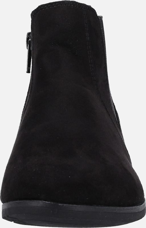 En Stiefelette' 'chelsea oliver Bottines Red Label Noir S qpMVGUSz