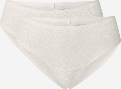 MAGIC Bodyfashion String en blanc, Vue avec produit