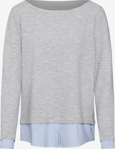 s.Oliver Sweatshirt in graumeliert, Produktansicht