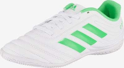 ADIDAS PERFORMANCE Fußballschuh 'COPA 19.4' in grün / weiß, Produktansicht