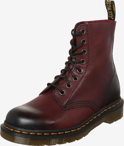 Suvarstomieji kulkšnis dengiantys batai 'Pascal' iš Dr. Martens , spalva - raudona, Prekių apžvalga