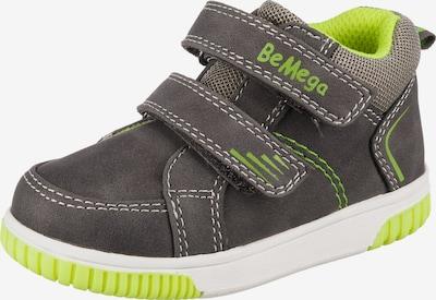 Be Mega Halbschuhe in grau / grün, Produktansicht