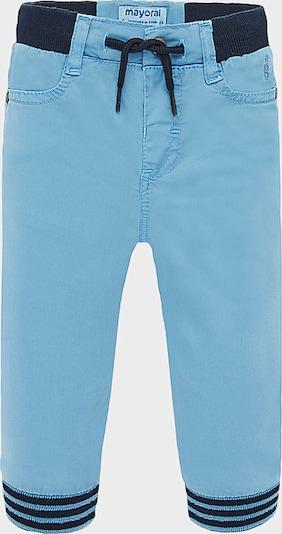 Mayoral Chinohose in blau, Produktansicht