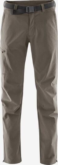 Maier Sports Hose 'Herren Torid Slim Hose' in beige, Produktansicht