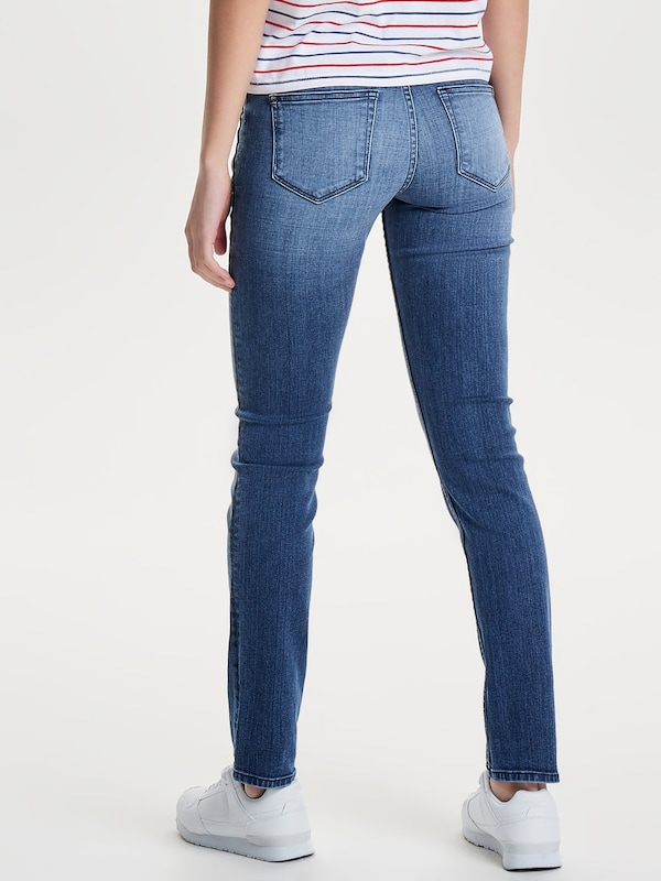 ONLY Demi Reg Slim Fit Jeans