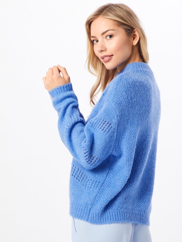 Another Label Trui 'Vero' in Blauw | ABOUT YOU