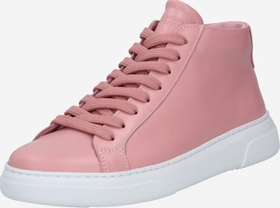 Garment Project Високи сникърси в розе, Преглед на продукта