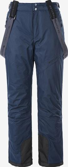 Whistler Skihose 'Fairfax' in blau, Produktansicht