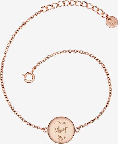 Glanzstücke München Armband in gold: Frontalansicht
