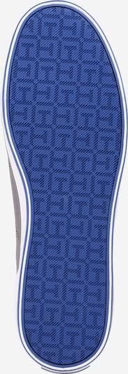 TOMMY HILFIGER Sneaker in blau / grau: Ansicht von unten