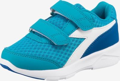 Diadora Sneakers in türkis / weiß, Produktansicht