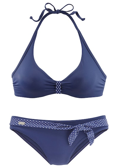 BUFFALO Bügel-Bikini in navy, Produktansicht