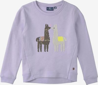 TOM TAILOR Sweatshirt in flieder, Produktansicht