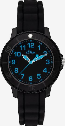s.Oliver Uhr in schwarz, Produktansicht